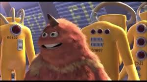 Monsters Inc - 2319 CDA Scene - YouTube