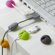 cord holder for desk - Google Search