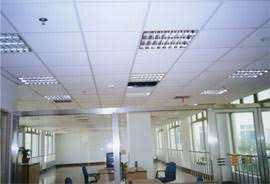 False ceiling boards available in various standard dimensions, material and  design paterns.