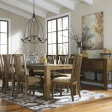rustic dining room tables texas. dining room table rect butterfly ext birnalla light brown collection ashley at bellagio furniture store houston rustic tables texas