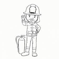 Brandweer Sam Kleurplaat Kleurplaat Vor Kinderen 2019 Inside