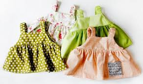 Free Baby Dress Patterns Adorable FREE Summer Baby Dress Pattern Sewing 48 Free