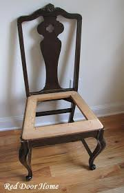 how to cover a dining room chair recovering dining room chairs is a simple inexpensive