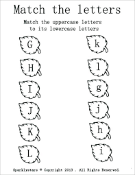 Math Matching Worksheets Kindergarten Telling Learning To Tell Free ...