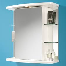 hib vera illuminated bathroom mirror cabinets modern white stained cool plastic wooden hanging wall furniture useful
