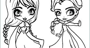 Frozen Coloring Pages Anna And Kristoff Family Disney Princess