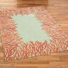 orange and white area rug orange area rugs c reef indoor outdoor living room and grey orange and white area rug