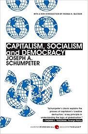 Capitalism Socialism And Democracy Harper Perennial