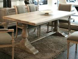 turned leg dining table. Turned Table Legs 7 X Tables And Trestles Leg Dining .