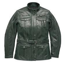h d motorclothes harley davidson endure 3 4 leather riding jacket 97000 18ew