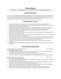 Career Objective For Teacher Resumes Teacher Resume Objective Example For Best Ideas About Career In Te