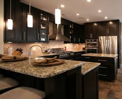 Contemporary Custom Black Kitchen Cabinets Glamorous Img 8506 Edited For Decor