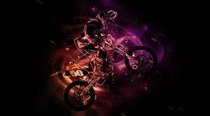 Motocross Bike Artistic, HD Bikes, 4k ...