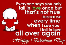 Valentines Quotes For Him Mesmerizing Valentine Love Quotes For Boyfriend Hover Me