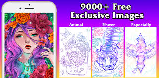 Paint By Number - Free Coloring Book & <b>Puzzle</b> Game - Apps on ...