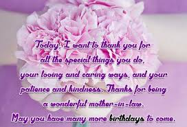 40 Happy Birthday Mother In Law Quotes Birthday Pinterest Interesting Loving Mother In Law Quotes