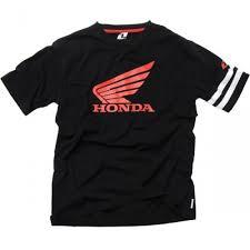honda hrc logo tribute polo shirt