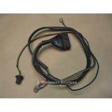ignition wiring harness bosch yugo style fiat bertone x  ignition wiring harness bosch yugo style fiat bertone x1 9 yugo u8