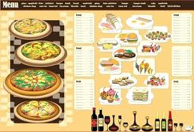 free food menu templates chinese menu design template free food menu template new restaurant