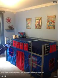 Superhero Boys Room Super Hero Room Target Bed Sheet Curtains Kids Pinterest Bed