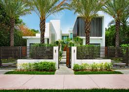 2017 Modern Contemporary Tropical House Exterior Stunning Design (Image 1  of 33)