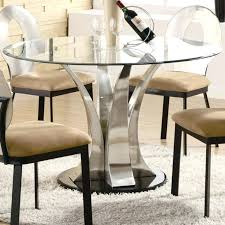 glass dining room table set glass dining room table sets glass top dining room table