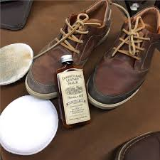 chamberlain s leather milk boot and shoe cream no 6 conditioner 177m