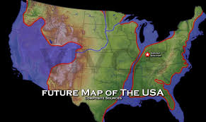 us navy map of future america and us navy map of future america