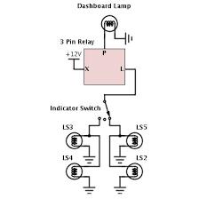 3 pin flasher unit wiring diagram 3 Prong Flasher Diagram 4 prong flasher wiring diagram 3 prong flasher wiring diagram