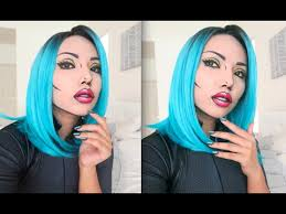 ic pop art makeup tutorial