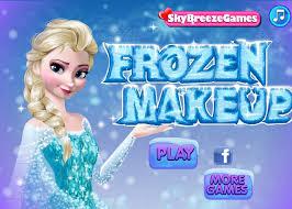 frozen anna makeup