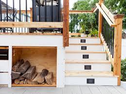 Deck Designs With Storage Underneath Outdoor Storage Air Home Products Deck Ideas Saltandblues