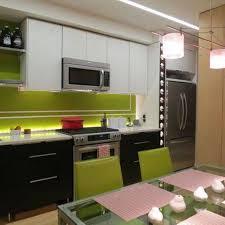 Black And White Kitchen Tiles Modern Sleek Green Kitchen Tiles Backsplash With Black And White