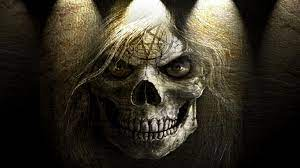 Skull Horror Wallpapers Hd 3 - Danger ...