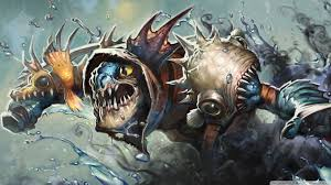 slark dota 2 hd desktop wallpaper fullscreen mobile dual