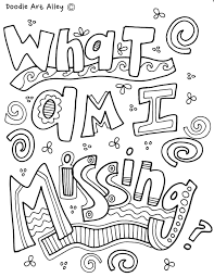 Our free coloring pages for adults and kids, range from star wars to mickey mouse. Growth Mindset Coloring Pages Classroom Doodles