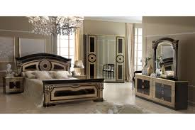 Italian Bedroom Set contemporary & luxury furniture living room bedroomla furniture 4350 by guidejewelry.us