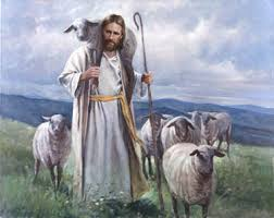 Image result for picture of shepherd and sheep