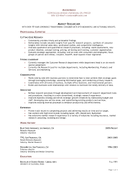 8 9 Example Of A Good Chronological Resume Nhprimarysource Com