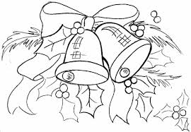 Small Picture Christmas Bells Coloring Pages itgodme
