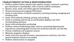Courtesy Clerk Sample Resume Letters Job Application
