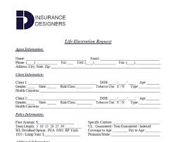 Life Insurance Quote Form
