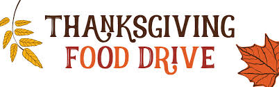 images of thanksgiving food drive