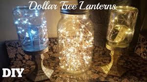Apothecary String Lights Directions Diy Dollar Tree Mason Jar Lanterns 2017 Starry Fairy String Lights Craft
