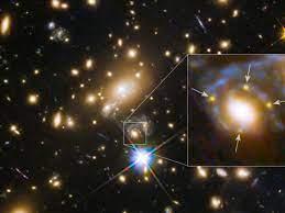 Hubble descubre Ícaro, la estrella más lejana jamás observada