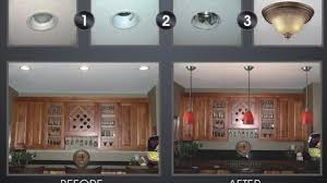 convert recessed light to pendant ilashome for can idea 13
