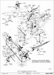 Ford f150 front end diagram inspirational 1978 f150 steering diagram wiring diagrams
