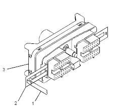 ecm harness connector terminals c and c engines for removal and installation of the harness connector terminals
