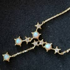4th July Sale Anthropologie Star Chart Necklace Nwt