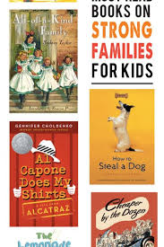 8 chapter books for kids about strong families
